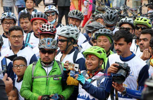 साइकल यात्रा